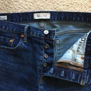 Kaihara Japanese Selvedge Slim Jeans
